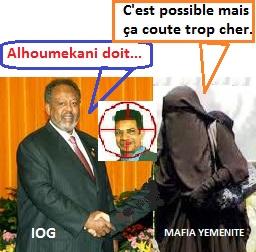 IOG - mafia Yemen