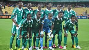 football Nigeria team