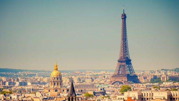 A Summer Trip To Paris