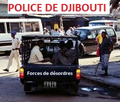 police de Djibouti