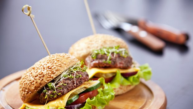 Lose 50 Pounds With The Hamburger Diet
