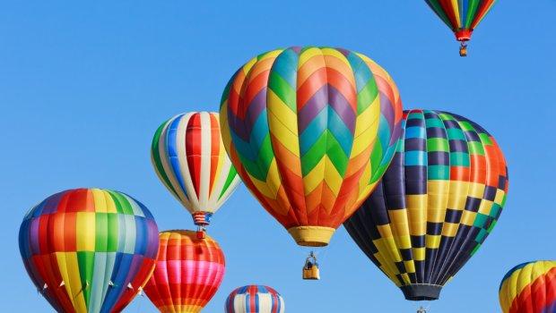 Super Fun Ballon Ride