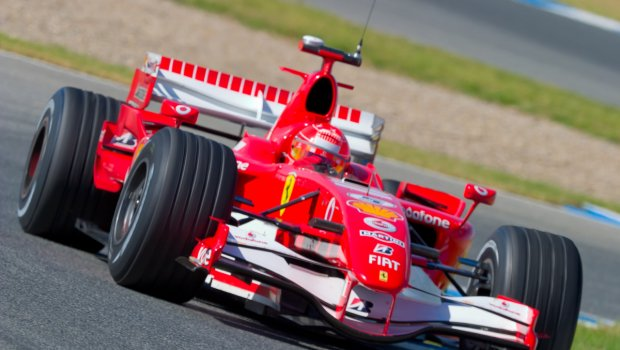 Formula 1 Is Boring But The Cars Are Super Awesome