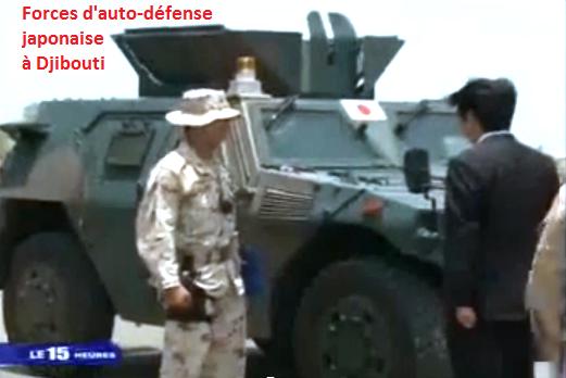 Djibouti/Japon : Taro Kono dit que le Japon pourrait retirer les troupes de la JSDF de la base de Djibouti à cause du coronavirus.