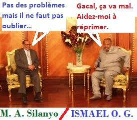 IOG ET SILANYO - somaliland et Djibouti