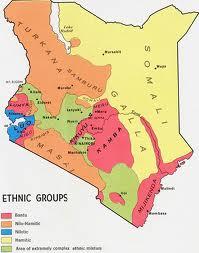 REGION NFD - Nord Kenya - Somali Aboow