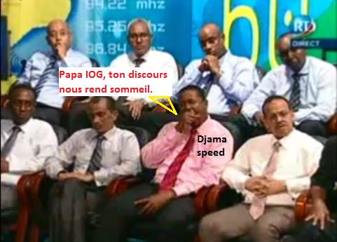 Djama_speed_bâille du discours d'IOG