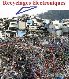 Recyclages électroniques