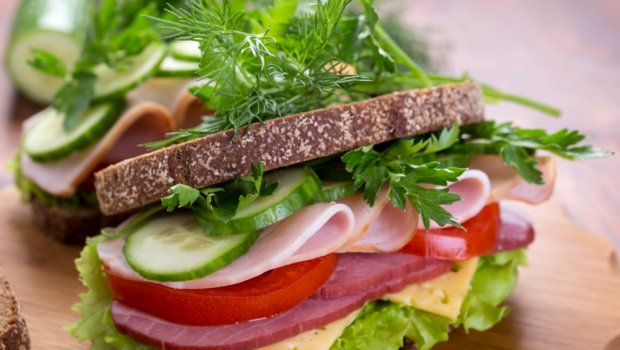 20 Healthy Sandwich Recipes