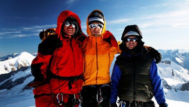 Hiking Mount Everest