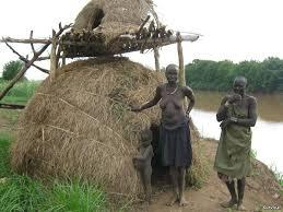 Les Kwegu - ethiopie