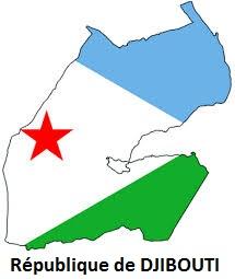 Djibouti_drapeau et territoire