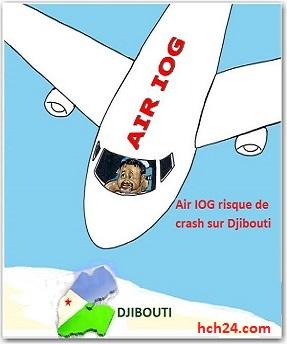 Djibouti : Les deux nouveaux jets d'Air Djibouti semblent être ceux d'Ivory jet repeints aux couleurs de la compagnie nationale.
