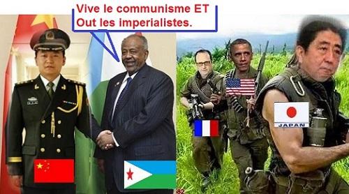 Djibouti/Chine : Ismaël Omar Guelleh, va-t-il parapher son projet caché d'accord de défense avec la Chine ?