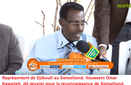 Djibouti/Somaliland: Fusillade dans l'enceinte du consulat général de Djibouti à Hargeisa.