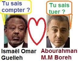 Djibouti : L'histoire de l'idiot et le Brave avec son reflet inversé sur deux personnalités djiboutiennes.