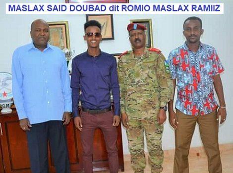 Éthiopie/Djibouti : Ismaël Omar Guelleh a donné l'ordre d'assassinat de l'artiste Maslax avec une balle dans la bouche.