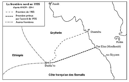 Djibouti / Érythrée : le Rassemblement Populaire pour le Progrès – RPP – reconnait tacitement la souveraineté d'Asmara sur Ras-Doumeira.