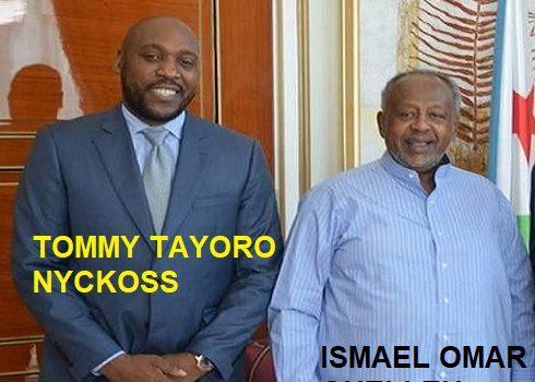 Djibouti : Le Falcon 7X « J2-HPV » du narco-dictateur Ismail Omar Guelleh, avion présidentiel ou « Air cocaïne » ?