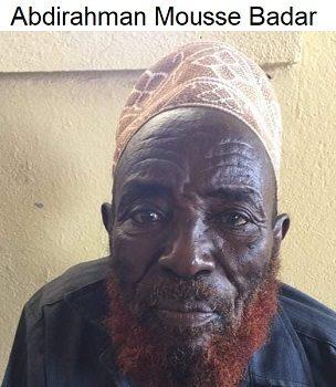 Djibouti : Une milice Bah-fourlaba/Mamasan a mené une attaque Biochimique contre le vieux Abdirahman Mousse Badar dit Abdi Hajji