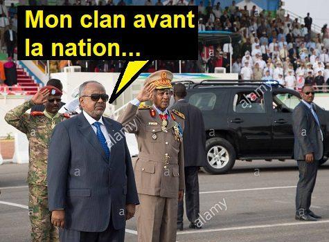 Djibouti : Guelleh a tenu une réunion clanique le dimanche 23 aout 2020 à Haramous.