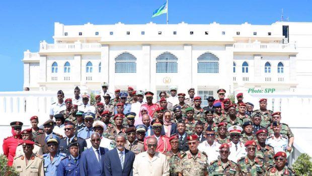 Djibouti : Quatre milliard de francs Djibouti, des munitions et explosifs détournés dans l'armée djiboutienne.