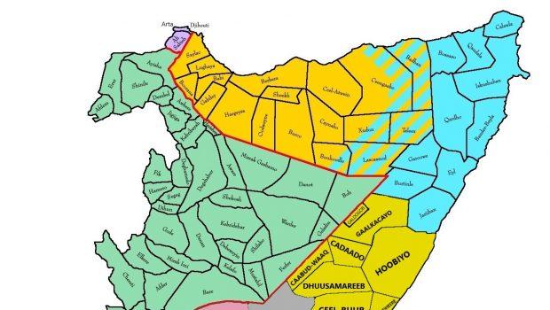 Somalie : La création des états somaliens de la Corne de l'Afrique est une option possible dans la nouvelle donne géopolitique de la région.
