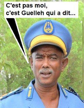 Djibouti : Un couvre-feu non annoncé à Djibouti-ville depuis le soir du vendredi 8 février 2019.