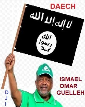 Éthiopie/Djibouti/Somalie : Le Daesh somalien ouvrir sa filiale en Éthiopie grâce au soutien financier d'Ismaël Omar Guelleh.