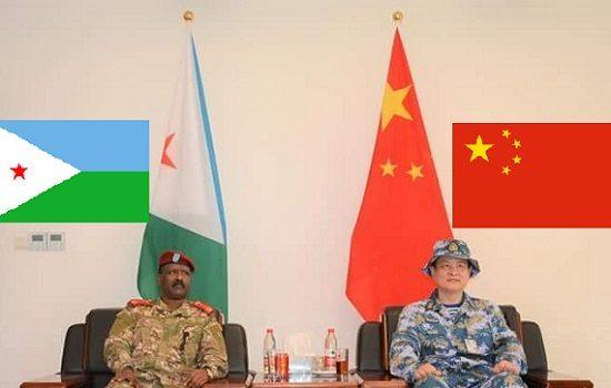 Djibouti / Chine: Est-ce que le chef de la garde républicaine rêve de faire un coup d'État comme le général Chiwenga de Zimbabwe?