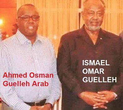 Djibouti/Somaliland : Réunion d'urgence ce matin entre le président de la Somaliland et Ahmed Osman Guelleh Arab.