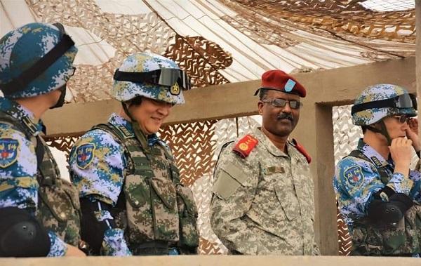 Djibouti : Que mijote le commandant de la garde républicaine, le colonel Mohamed Djama Doualeh?
