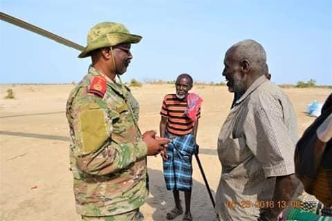 Somaliland/Djibouti : Le colonel Mohamed Djama Doualeh refoulé de la Somaliland par crainte d'espionnage de la base…