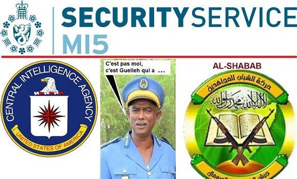 Somalie/Djibouti : Comment Al-shabab a infiltré le système américain de coopération pour la lutte contre le terrorisme grâce au régime Djiboutien.