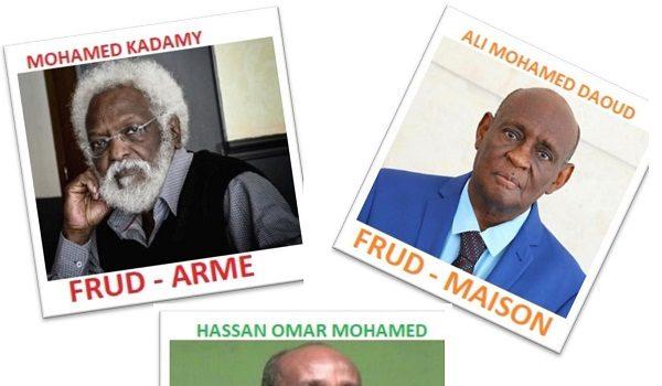 Djibouti : La multiplication du FRUD, une descendance malencontreuse ou un clonage réussi du régime de Guelleh?