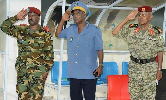 Djibouti : Combat discret entre les colonels Abdillahi Abdi et Mohamed Djama pour le contrôle de l'armée nationale et la limitation de la coopération avec les forces occidentales.