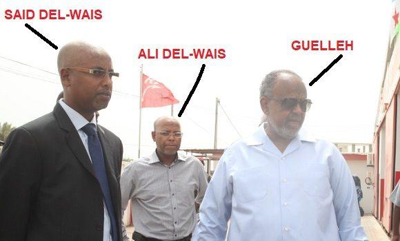 Djibouti : Les travailleurs civils djiboutiens de l'armée américaine du camp Lemonier sont victimes de la sauvagerie de la famille Del-Wais.