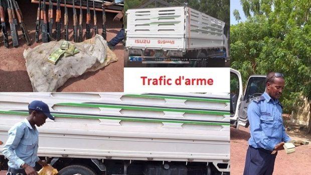 Éthiopie / Djibouti : Un camion bourré d'arme en provenance de Djibouti intercepté dans la région Afar de l'Éthiopie.