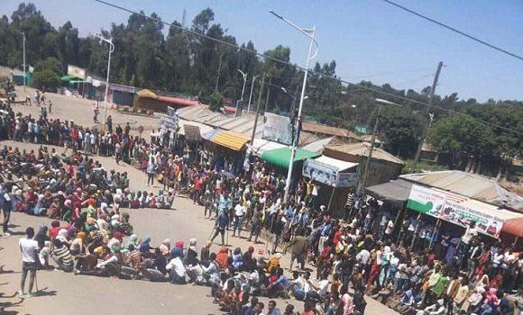 Éthiopie : Affrontement entre Oromo et Amhara à Dire Dawa le soir du vendredi 25 octobre 2019.
