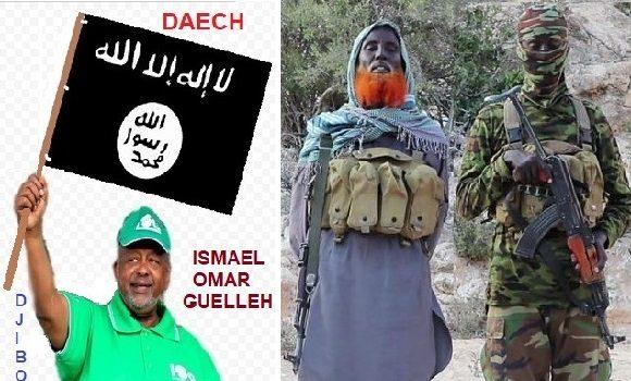 Djibouti/Somalie : Quand Ismaël Omar Guelleh cautionne les pratiques pédophiles des terroristes somaliens.