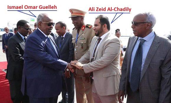 Djibouti : le député Ali Zeid Al-chadily, passe au grade d'Underboss dans la mafia djibouto-somalienne pour ses résultats positifs dans les trafics…