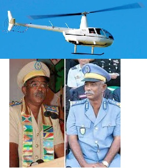 Djibouti : L'achat d'un hélicoptère sème la discorde entre le directeur de la police nationale et le chef de corps de l'Armée de l'Air Djiboutienne.