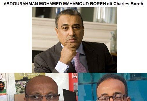 Djibouti : Les trois traitres de la nation qui ont retiré la plainte sur les biens mal acquis continuent à mentir au peuple via Ainan.