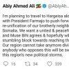 Corne de l'Afrique : Ismaël Omar Guelleh a saboté l'initiative de paix pour la Somalie d'Abiy Ahmed Ali.