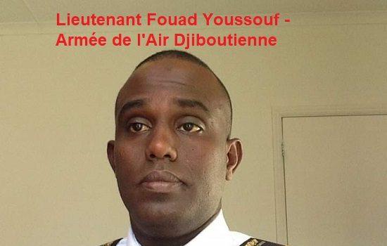 Djibouti/mutinerie : Le lieutenant Fouad Youssouf de l'armée de l'Air djiboutienne est interpellé à Balbala ce soir vers 23 h.