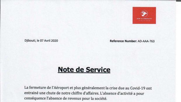 Djibouti : Des faveurs portuaires pour l'Éthiopie alors que les employés d'Air Djibouti sont sans salaire.