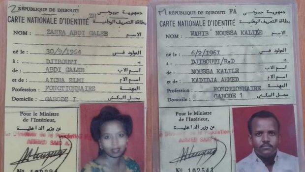 Djibouti/Belgique : L'épouse et les quatre enfants du chef de la Force aérienne djiboutienne vit de l'aide sociale en Belgique.