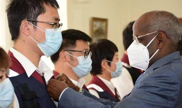 Djibouti/Coronavirus : La population djiboutienne soupçonne l'équipe médicale chinoise d'être à l'origine du nouveau type de COVID-19 découvert à Djibouti.
