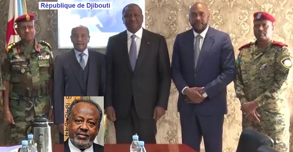 Djibouti/Trafic de drogue : Tommy Tayoro Nyckoss sous la surveillance de la garde présidentielle de Guelleh pour une histoire de cul ou de trafic de drogues?