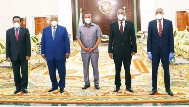 Somalie/Somaliland: la rencontre entre les présidents de la Somalie et de la Somaliland qui se tient actuellement à Djibouti chemine vers l'échec.